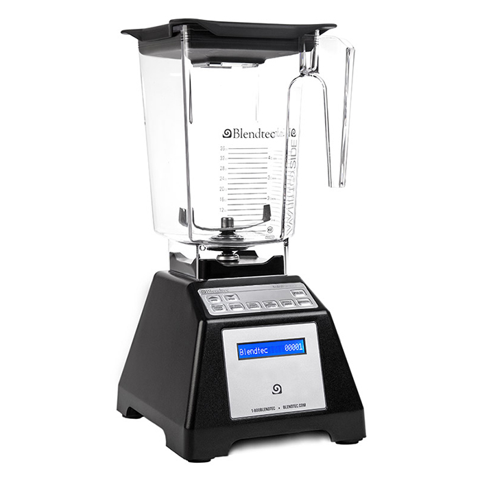 Black Total Blender Classic Wildside Blendtec