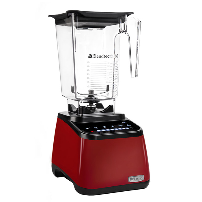Black Designer Series Wildside Blender Blendtec
