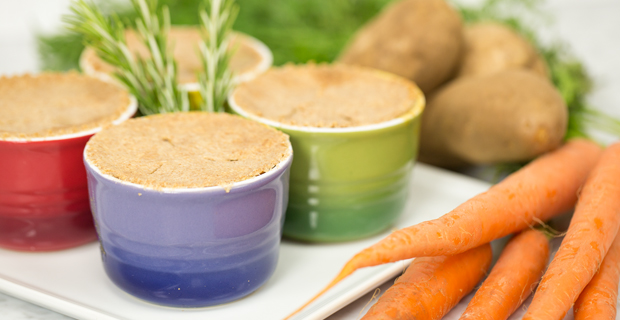 Rosemary Veggie Pot Pierecipe