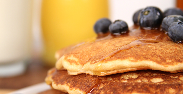 Whole Wheat Pancakesrecipe