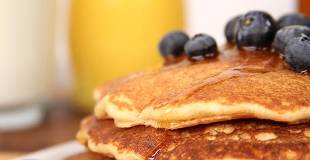 Whole Wheat Pancakesrecipe