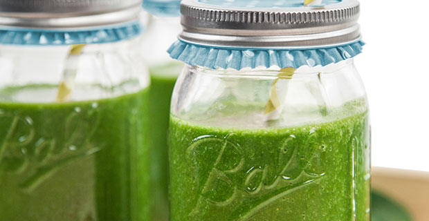 Jolly Green Smoothierecipe