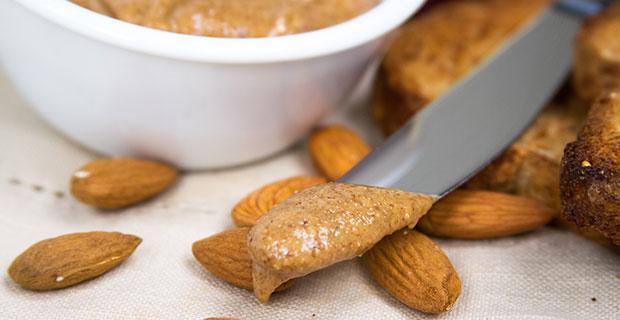 Almond Butterrecipe