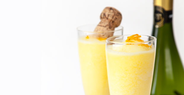 Frozen Orange Mimosarecipe