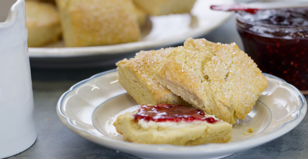 Cream Sconesrecipe