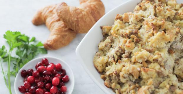 Turkey Sausage Stuffingrecipe