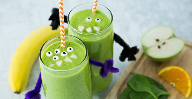 Green Monster Smoothierecipe