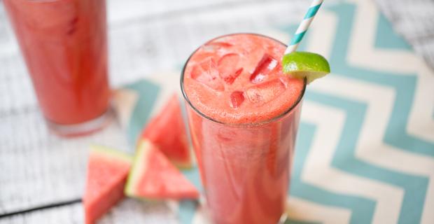 Watermelon Limeaderecipe