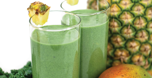 Tropical Superfood Smoothierecipe