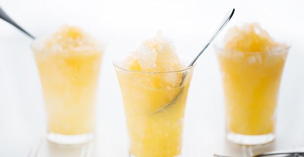 Mango-Peach Snow Cone Syruprecipe
