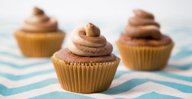 Peanut Butter Cupcakesrecipe