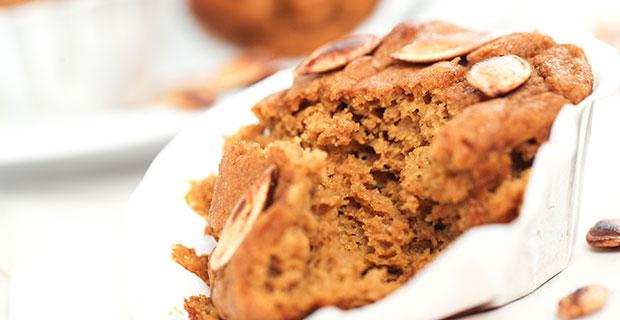 Pumpkin-Banana Muffinsrecipe