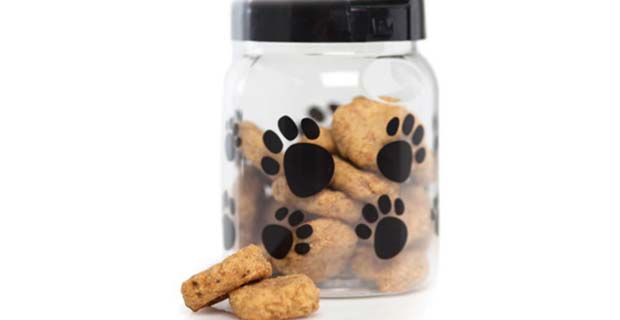 Chicken Nugget Dog Treatsrecipe
