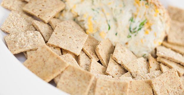 Gluten-Free Crackersrecipe