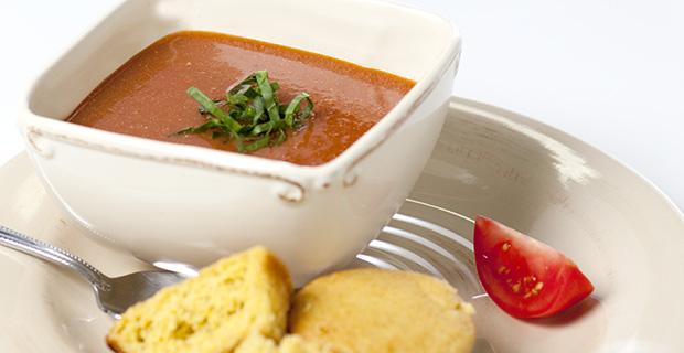 Tomato-Basil Souprecipe