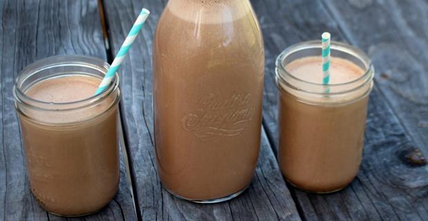 Vegan Chocolate Milkrecipe