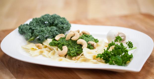 Kale Pestorecipe