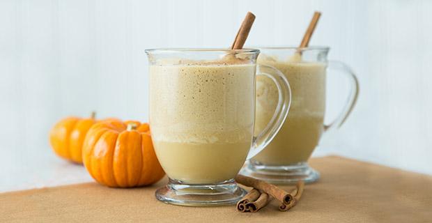 Pumpkin Steamerrecipe