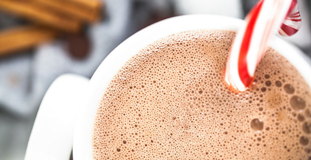 Peppermint Hot Cocoarecipe