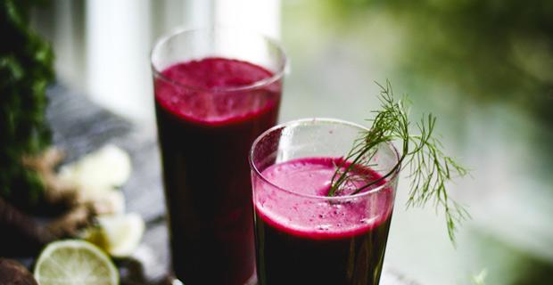 Raw Healing Juice