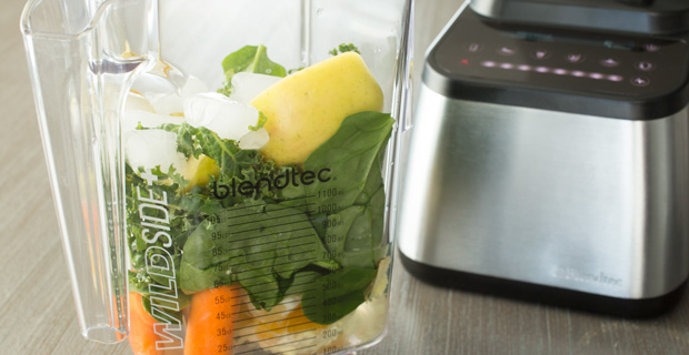 Vitality Green Juicerecipe