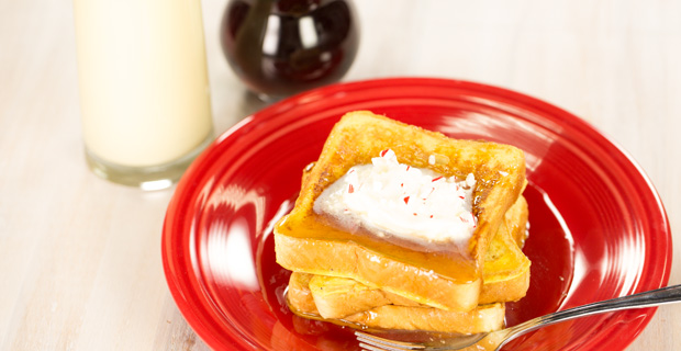 Eggnog French Toastrecipe