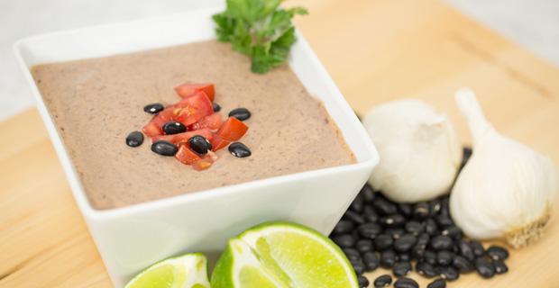 Black Bean Hummusrecipe