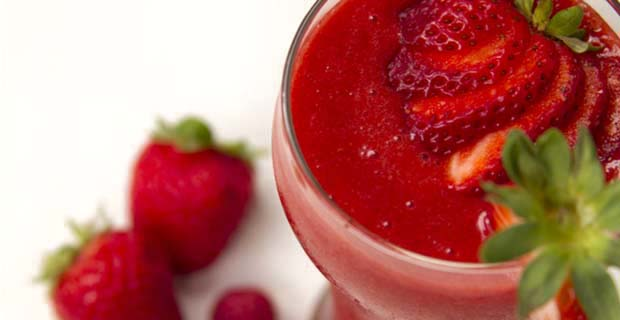 Berry Red Smoothierecipe