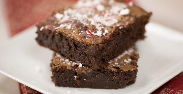 Peppermint Browniesrecipe