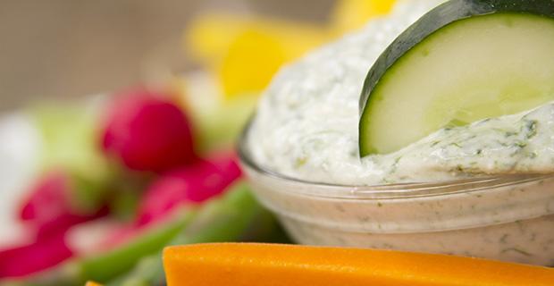 Creamy Spinach Diprecipe