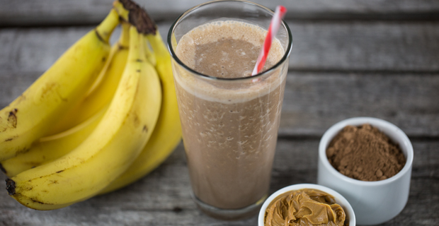 Chocolate Peanut Butter Smoothierecipe