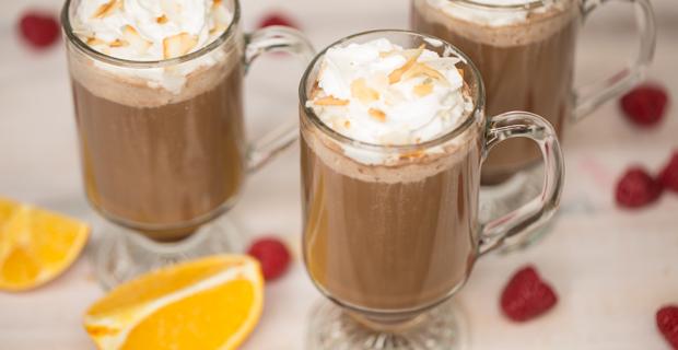 Flavored Hot Chocolaterecipe