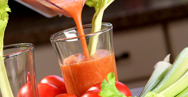 Tomato-Vegetable Juicerecipe