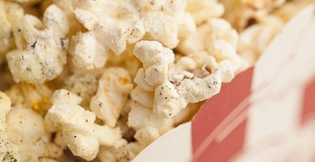 Chipotle-Ranch Popcornrecipe