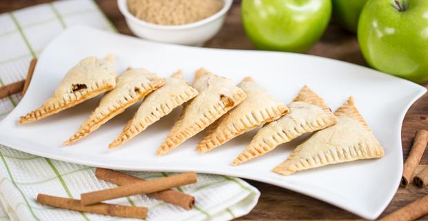 Harvest Apple Pie Pocketsrecipe
