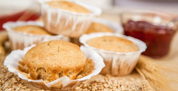 Healthy Oatmeal Muffinsrecipe