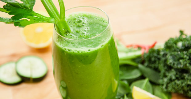 Garden Green Giant Juicerecipe