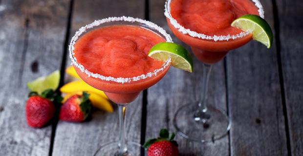 Strawberry Mangoritarecipe