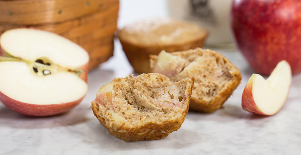 Apple Spice Muffinsrecipe