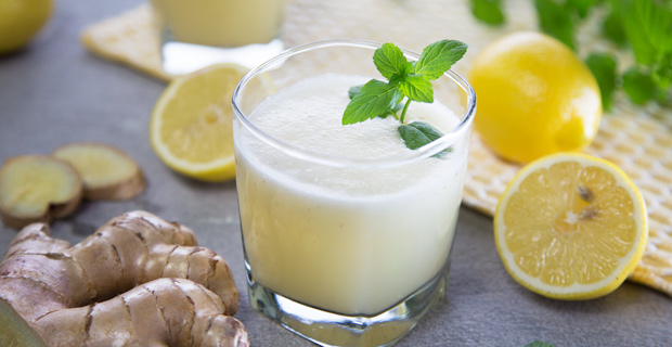 Ginger Lemonade | Blendtec