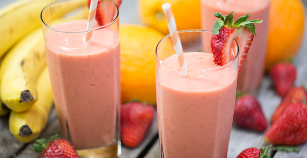 Citrus Berry Smoothierecipe