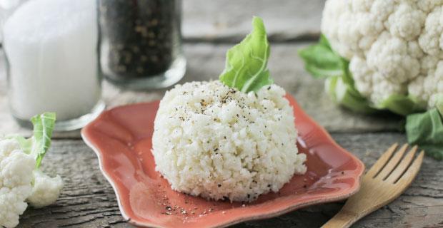 Easy Cauliflower Ricerecipe