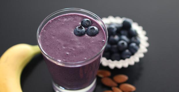 Almond Blueberry Smoothierecipe