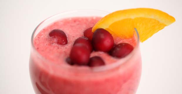 Cranberry-Orange Smoothierecipe