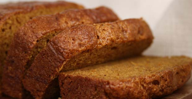 Vegan Pumpkin Breadrecipe