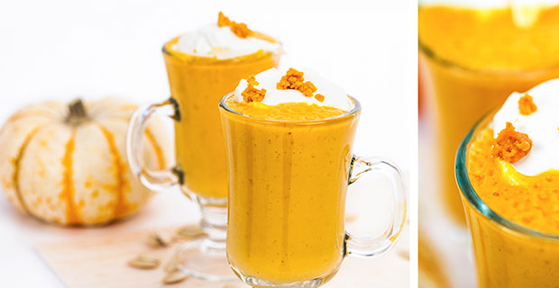 Pumpkin Pie Smoothierecipe